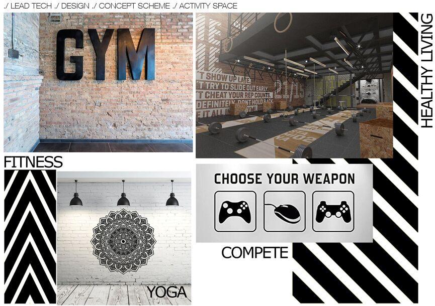 Lead Tech gym