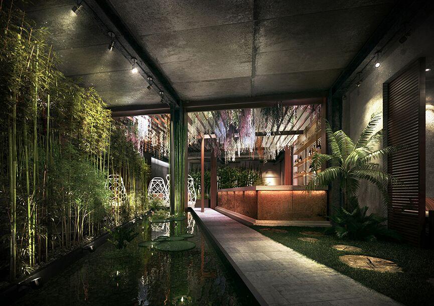 Zen Garden Bar